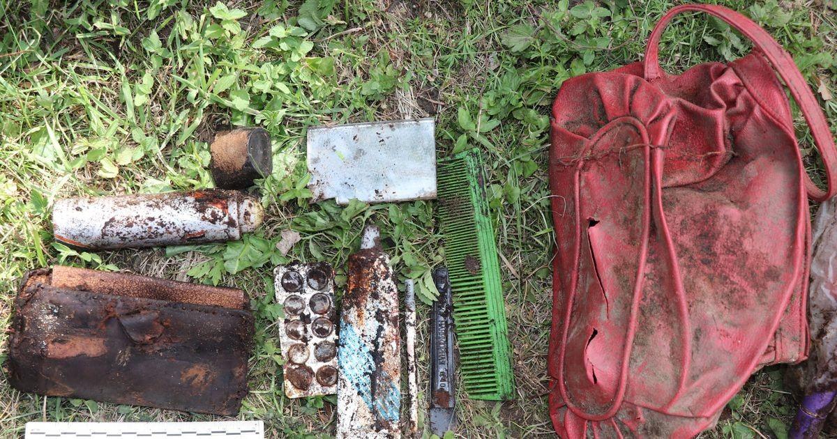 В Нымме найдены останки молодой женщины и пожилого мужчины, убитых 30 лет назад
