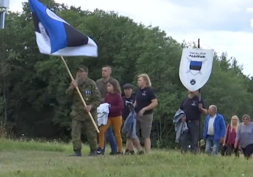 Посольство РФ в Эстонии о слёте почитателей нацистов в Синимяэ: история наказывает за невыученные уроки