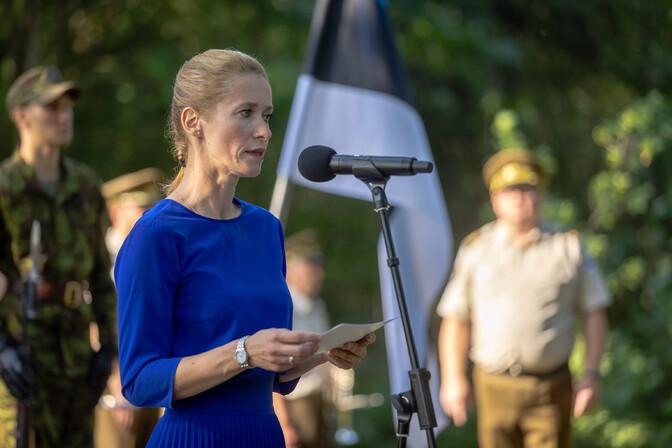 Каллас в День победы: я тоже родилась в Эстонии, которой управляли извне
