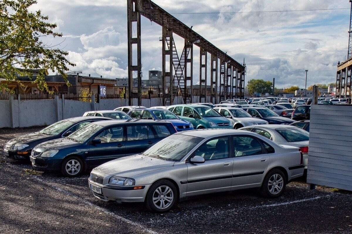 Мошенники используют для обмана популярный эстонский сайт по купле-продаже подержанных автомобилей