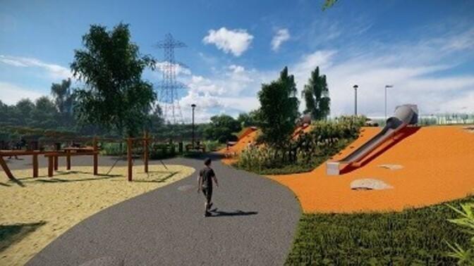 В марте начнутся работы по созданию парка Тондираба в Ласнамяэ