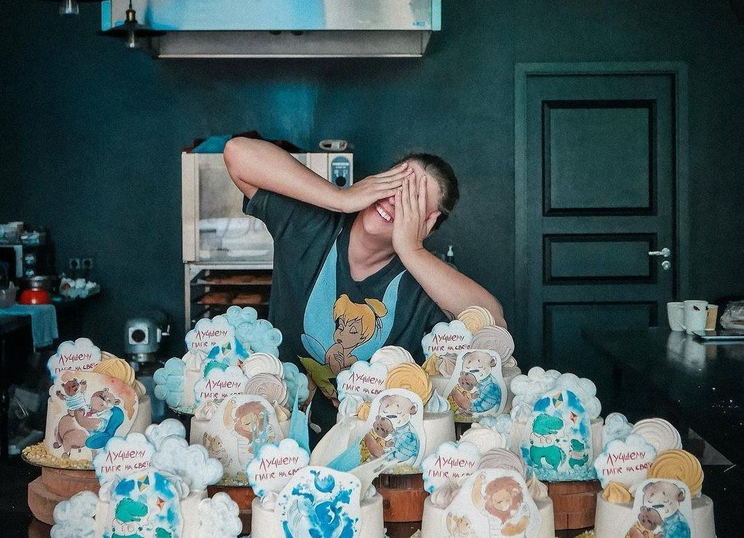Таллиннка вновь готовит еду в прямом эфире Instagram вместе с шефами известных столичных ресторанов