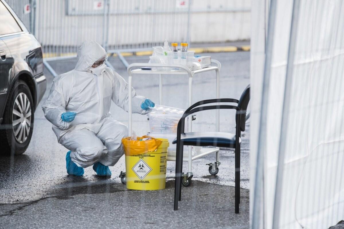 Очередной шаг к новой норме: регулярные экспресс-тесты на коронавирус