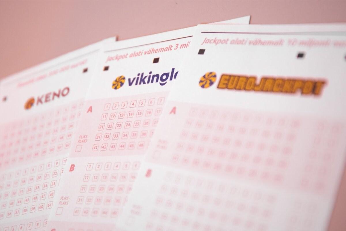 Счастливчик из Эстонии выиграл в лотерею 675 175 евро!
