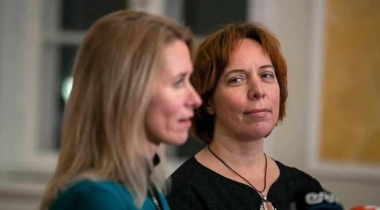 LIVE | Смотри, кто вошел в новое правительство Эстонии