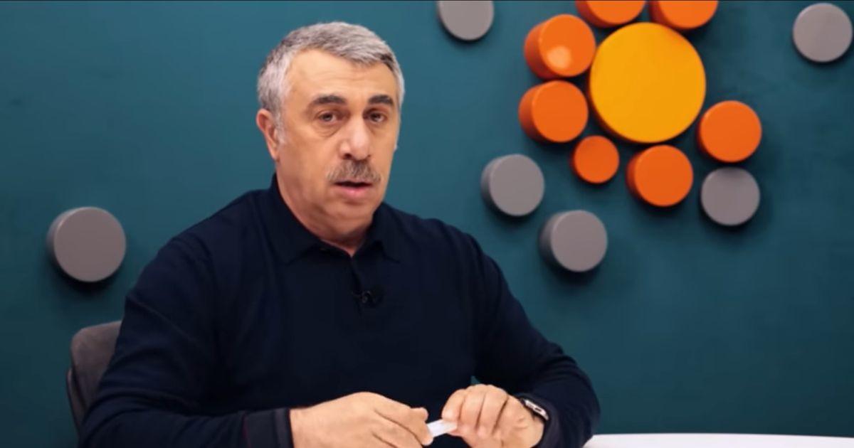 Доктор Комаровский пояснил, надо ли вакцинироваться переболевшим COVID-19