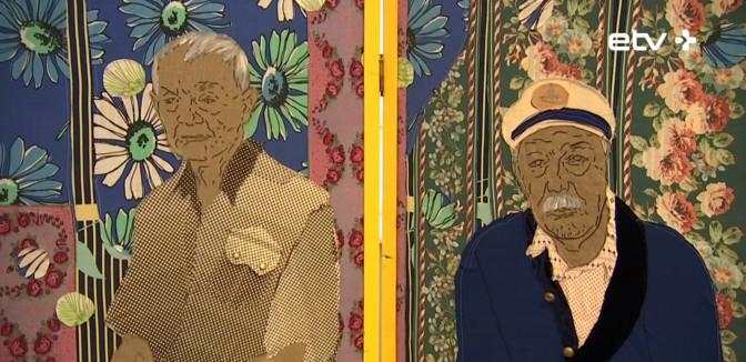 В Тартуском доме искусств открылась выставка, затрагивающая острые социальные темы