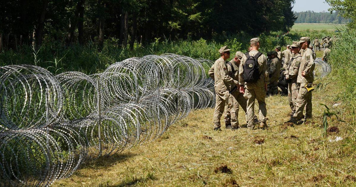 Эстония отправит в Литву десять палаток с оборудованием стоимостью 200 000 евро