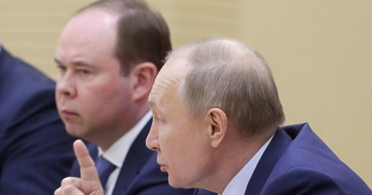 Рекордные пять лет эстонца Антона Вайно в должности доверенного лица Путина