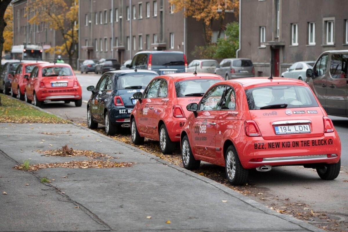 С сегодняшнего дня можно делать предзаказ на автомобили CityBee