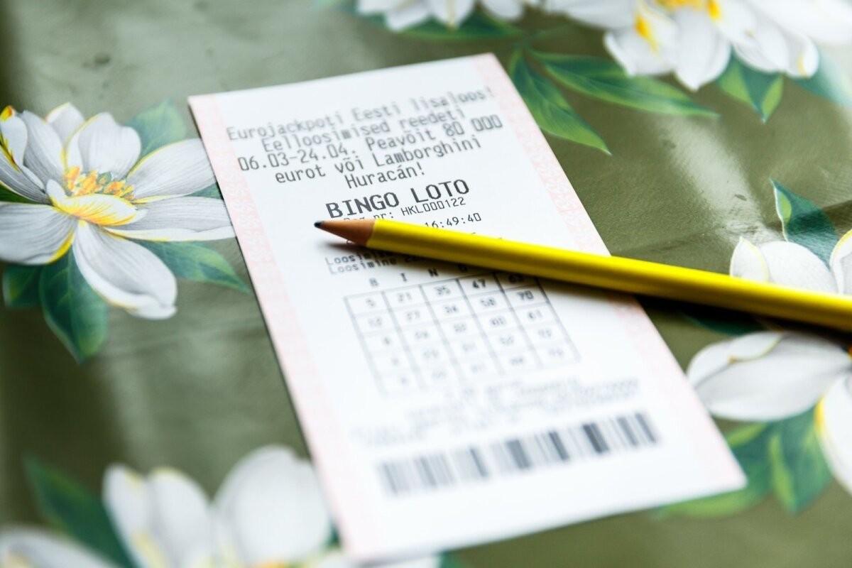 В среду в Bingo loto взят джекпот в 541 000 евро!