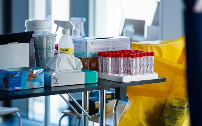 В Эстонии сделано более двух миллионов тестов на коронавирус