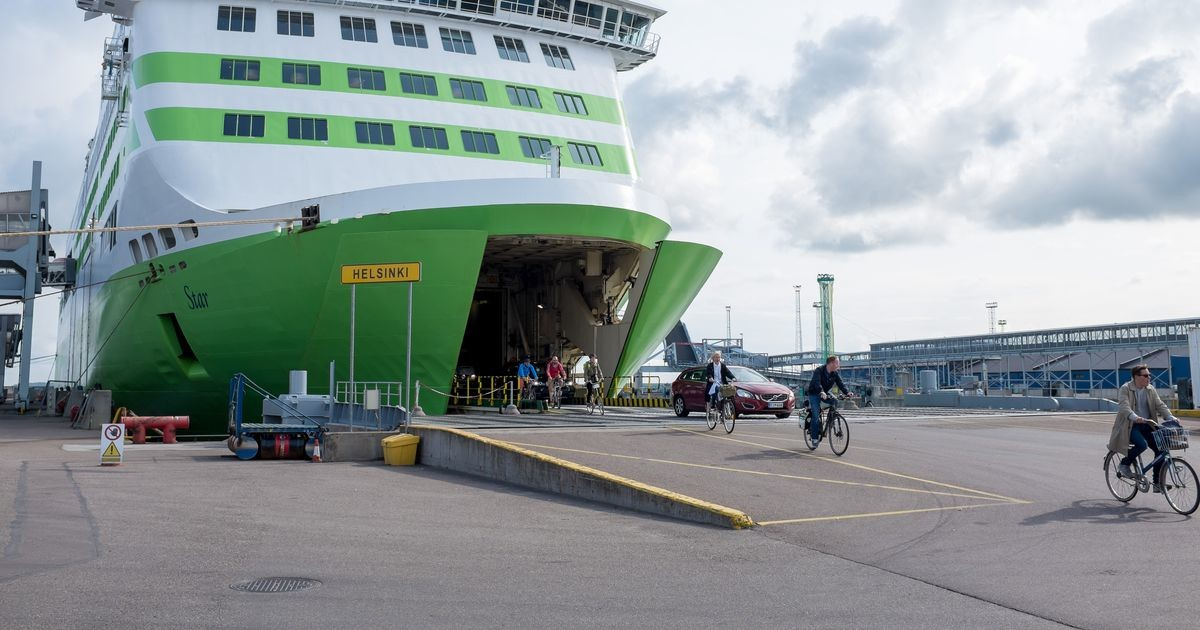 В Таллиннском порту полиция поймала незаконно находившегося в стране гражданина Ирака