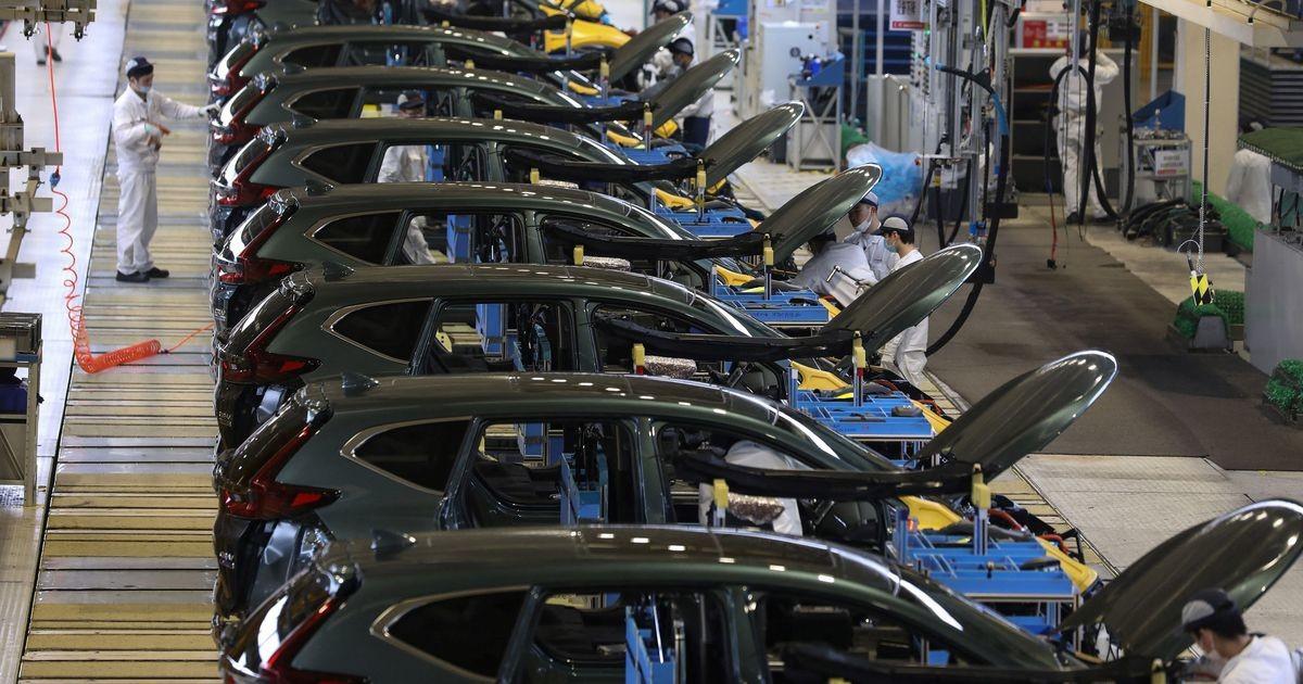 Honda HR-V нового поколения добралась до Европы