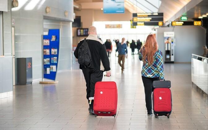 Стабильность в Таллиннском аэропорту: количество прямых рейсов в города Европы не изменилось