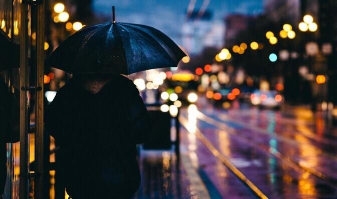 В среду возможен небольшой дождь, +7..+11
