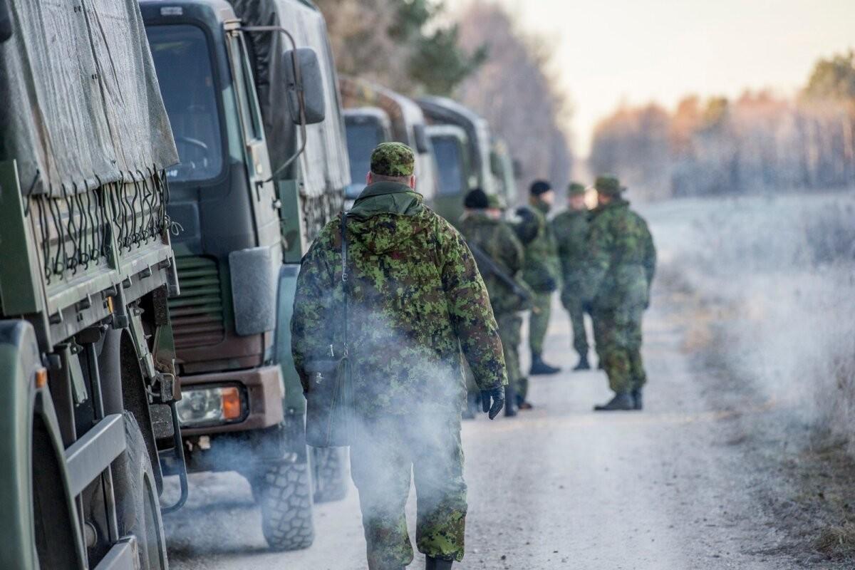 В 2022 году расходы Эстонии на оборону увеличатся до 748 млн евро
