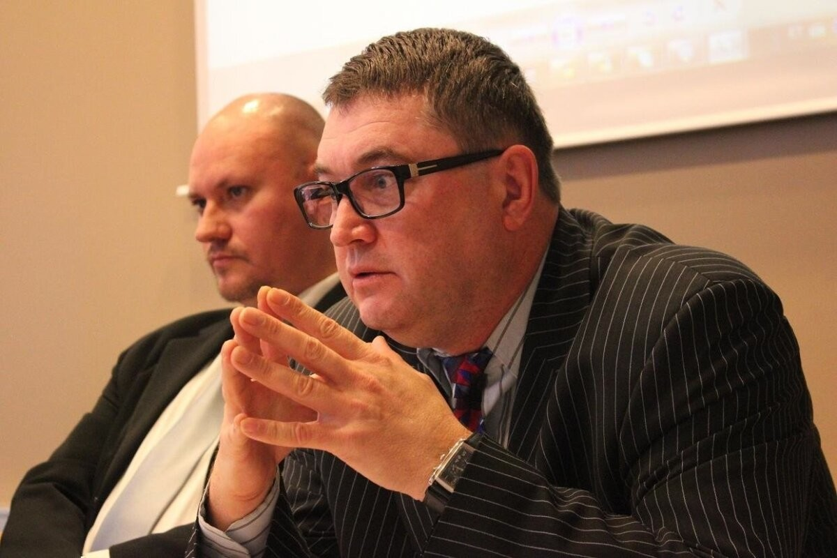Юрист Сергей Середенко арестован по подозрению в антигосударственной деятельности