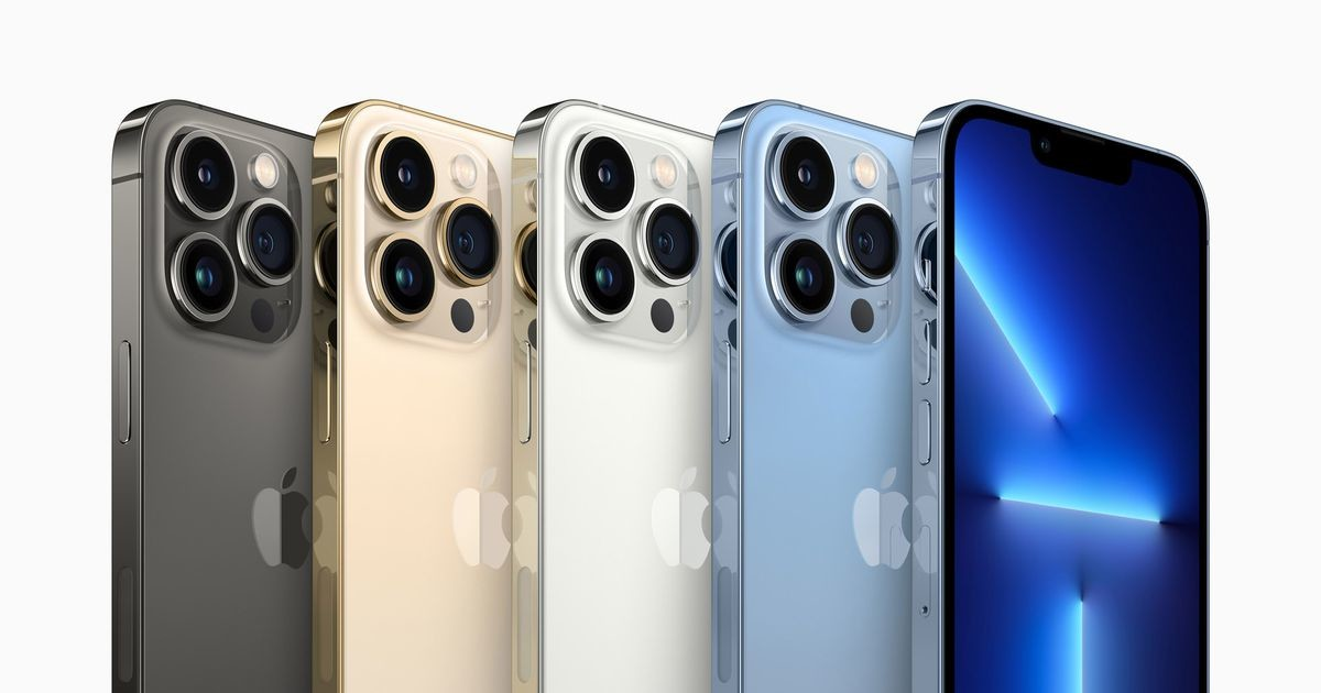 iPhone 13, новые планшеты и часы: какие новинки показала Apple