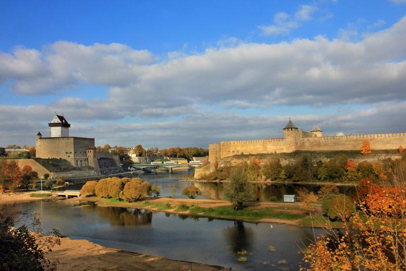 Ивангородская крепость в пятёрке самых красивых крепостей России
