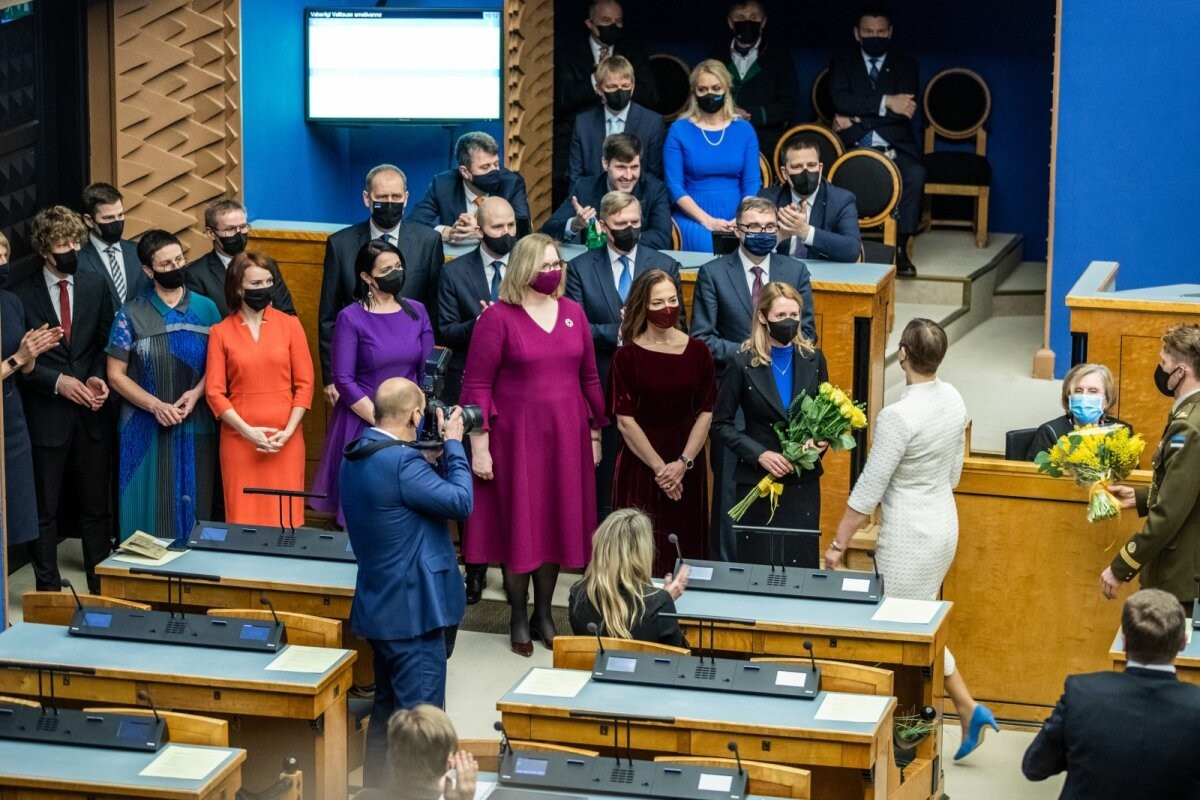 Соцдемы атакуют центристов из-за перехода на эстоноязычное образование. Юферева-Скуратовски: мы этого не допустим