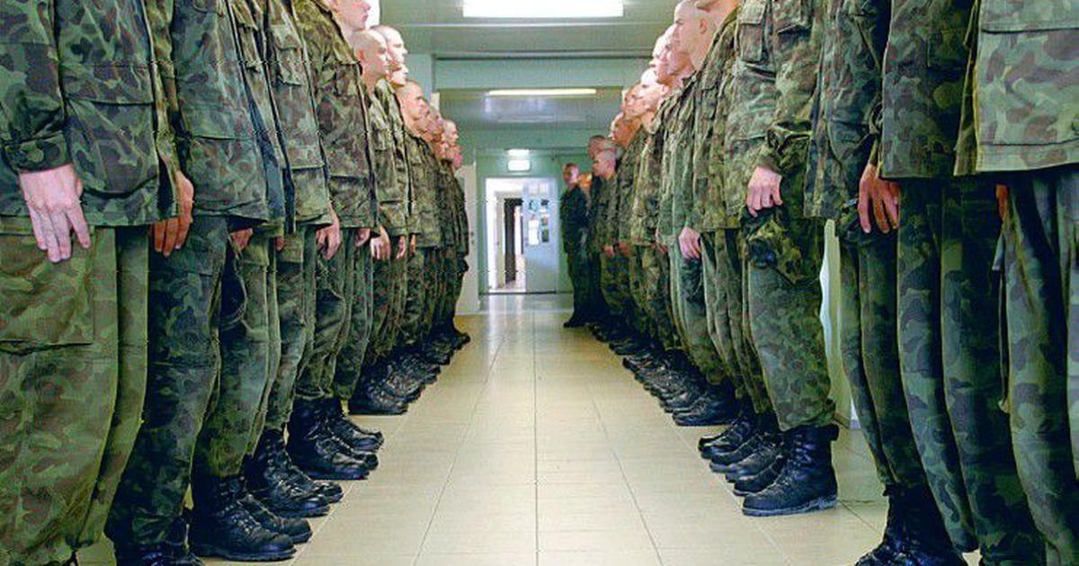 Ряды Сил обороны пополнят около 2000 призывников: их ждет вакцинация