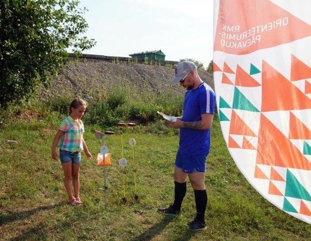 В Äkkeküla прошли забеги очередного нарвского этапа по ориентированию