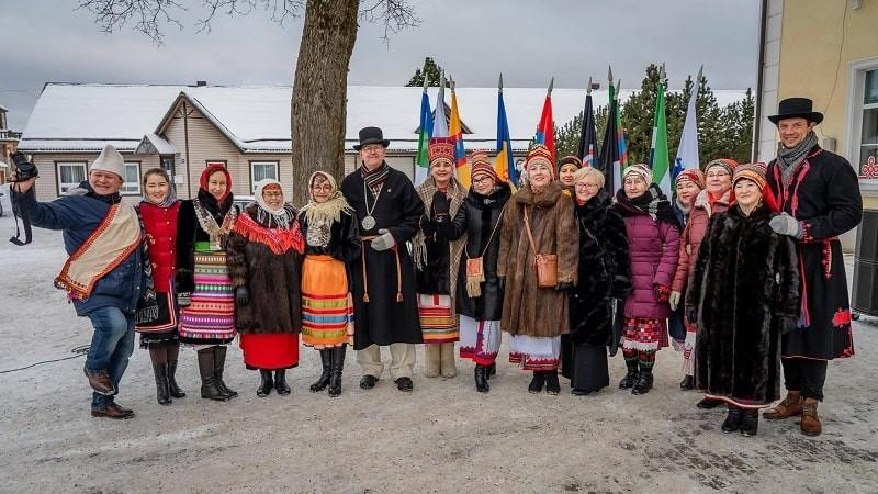 Культурная столица финно-угров «переехала» в Эстонию
