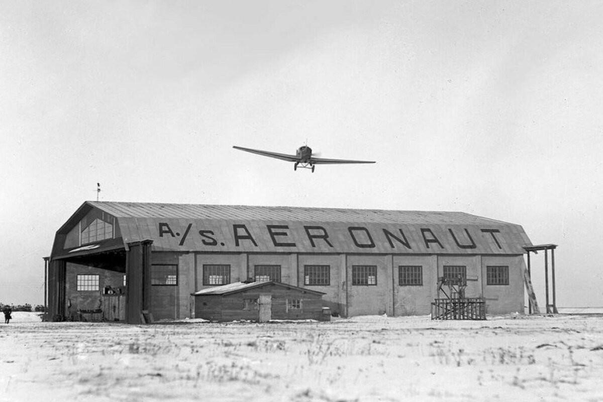 Выставка об истории аэродрома Ласнамяэ приведет музей в торговый центр