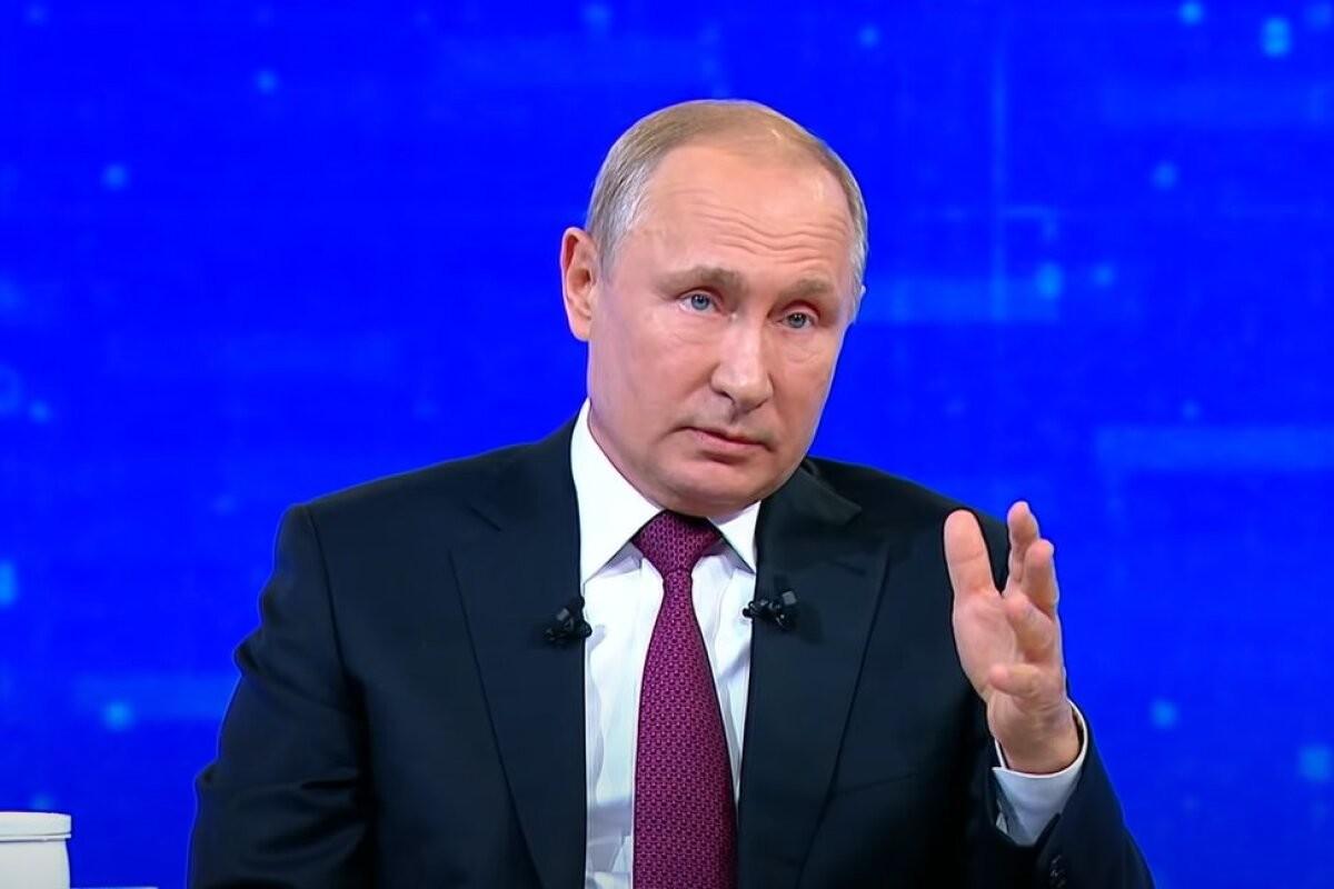 """""""Далеко не все в тюрьме"""". Путин об оппозиции, демократии и Муратове — главные цитаты"""