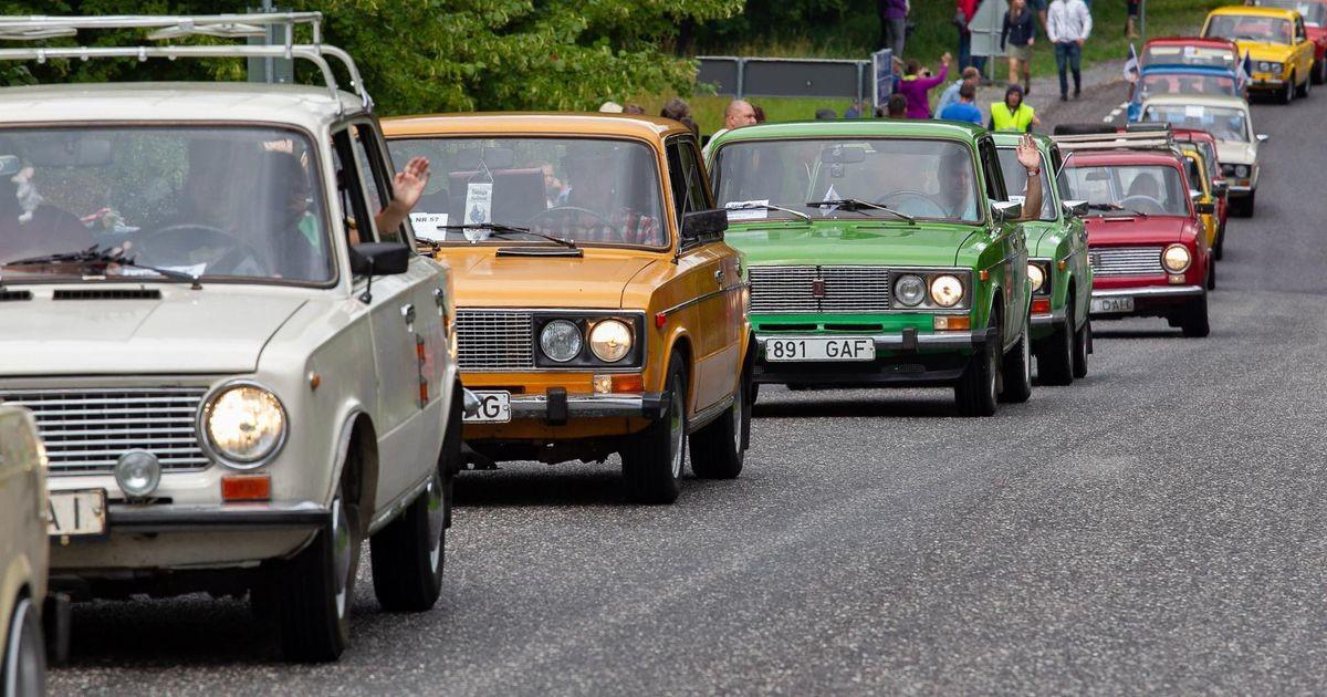 Почему в Эстонии машины старше, чем в России и в других странах Европы?