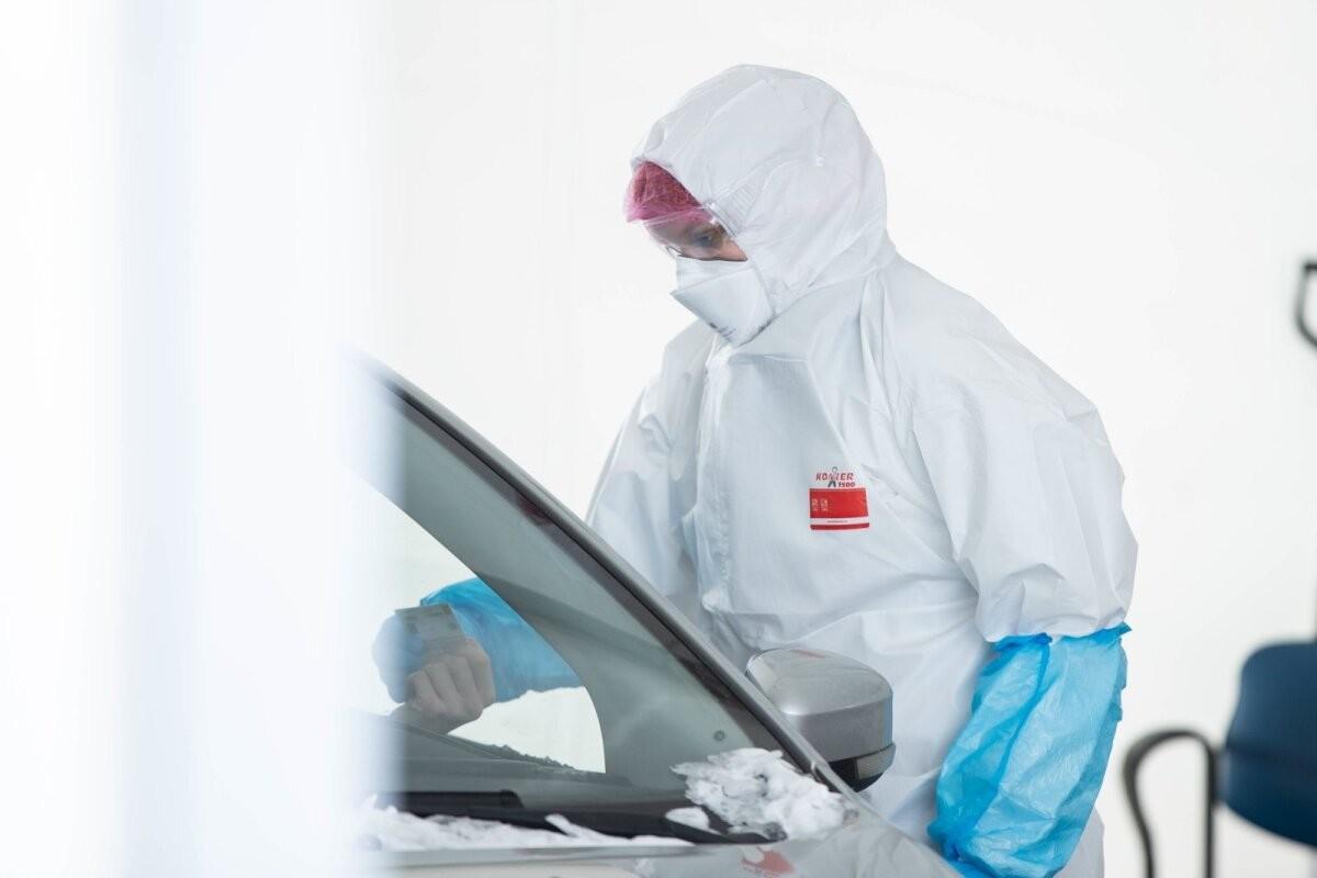 За сутки в Эстонии прибавилось 1060 случаев заражения коронавирусом, умерли пять человек