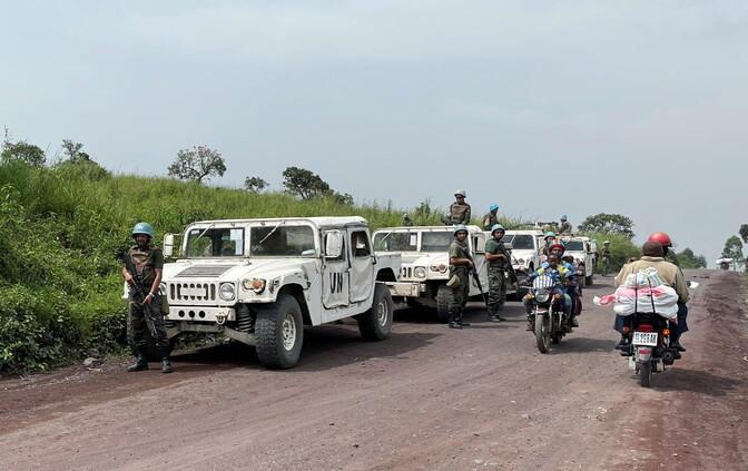Итальянский посол погиб в Конго при нападении на автоколонну