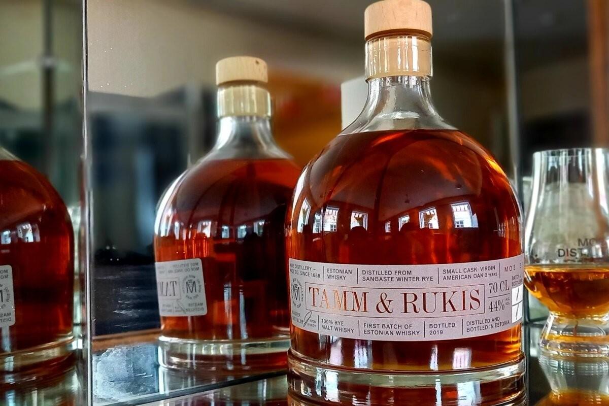 От самогона до виски: как эстонская алкогольная продукция завоевывает российский рынок