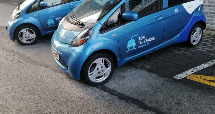 Эстонские сетевики заявили о готовности к переходу на электромобили