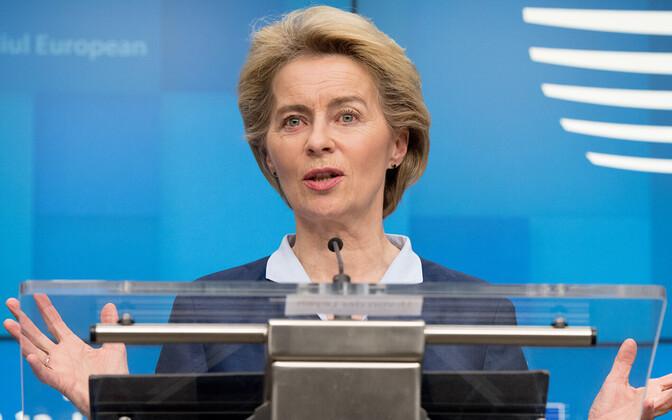 Глава Еврокомиссии: использование мигрантов режимом Лукашенко - это гибридная атака против ЕС