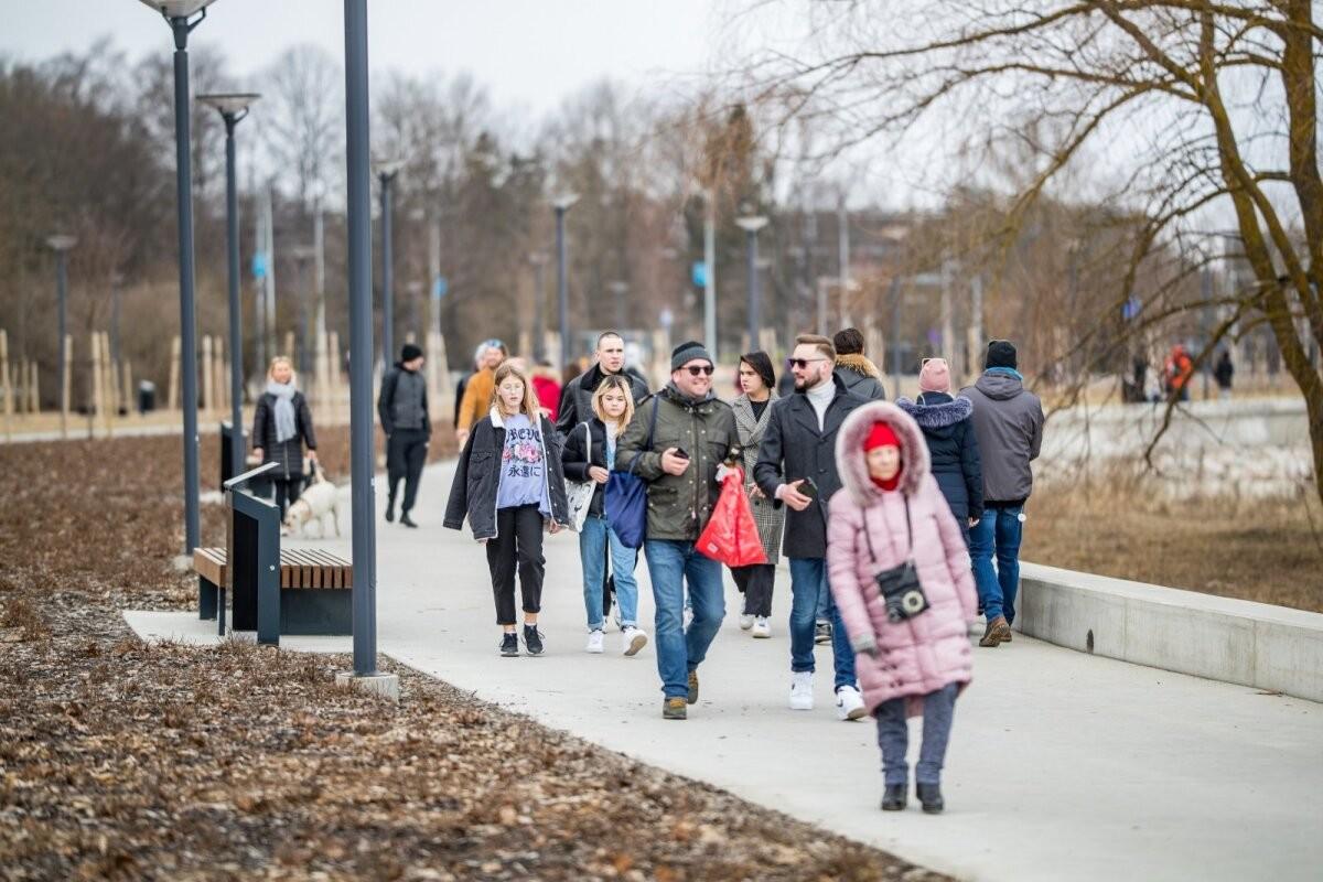 Анализ мобильности Telia: из-за ограничений люди перебираются за город
