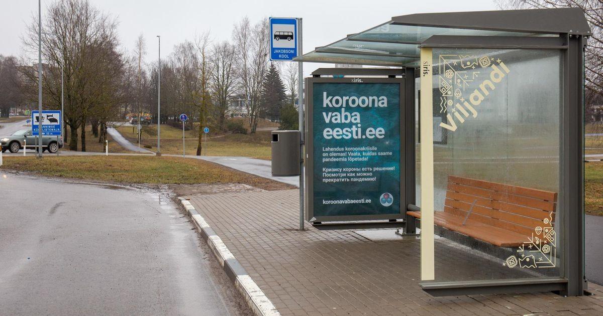 Реклама на автобусных остановках призывает пить хлор для лечения коронавируса