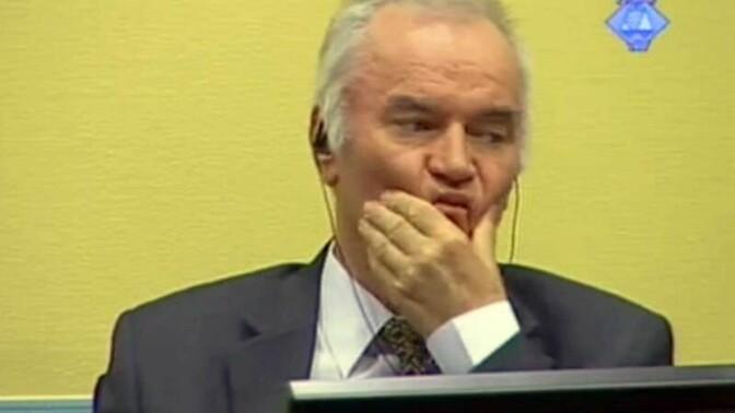 Лидеру боснийских сербов Младичу оставили в силе пожизненный приговор