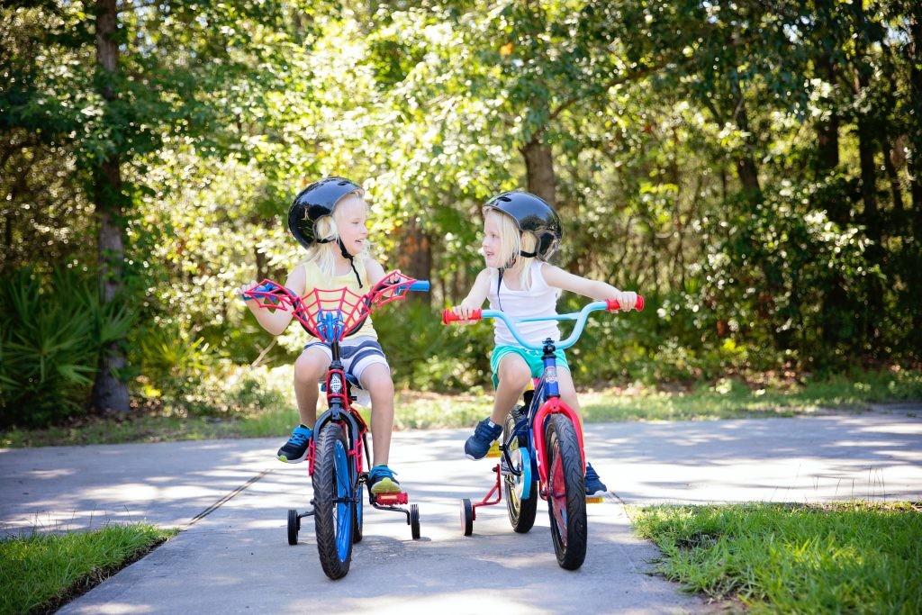 Ребенок и велосипед: 7 советов для безопасной езды