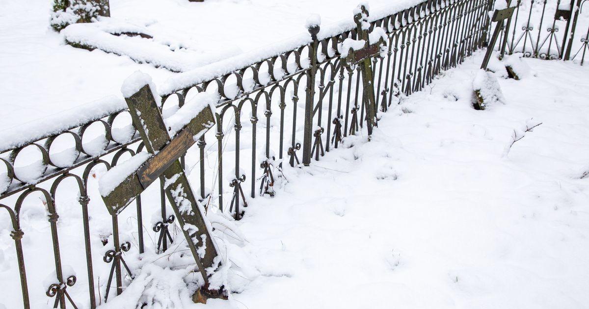 Укравший около 200 медных табличек с кладбища 76-летний пенсионер признал свою вину