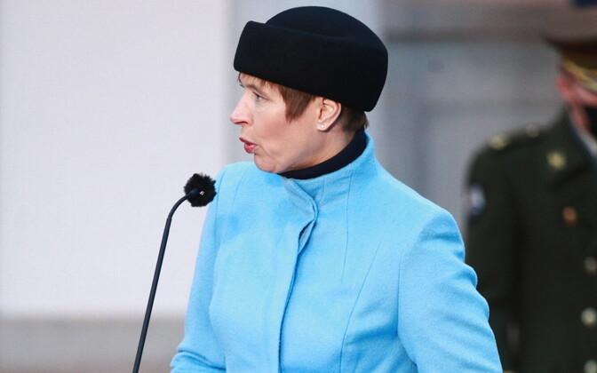 Керсти Кальюлайд подумывает нанести визит в Молдову