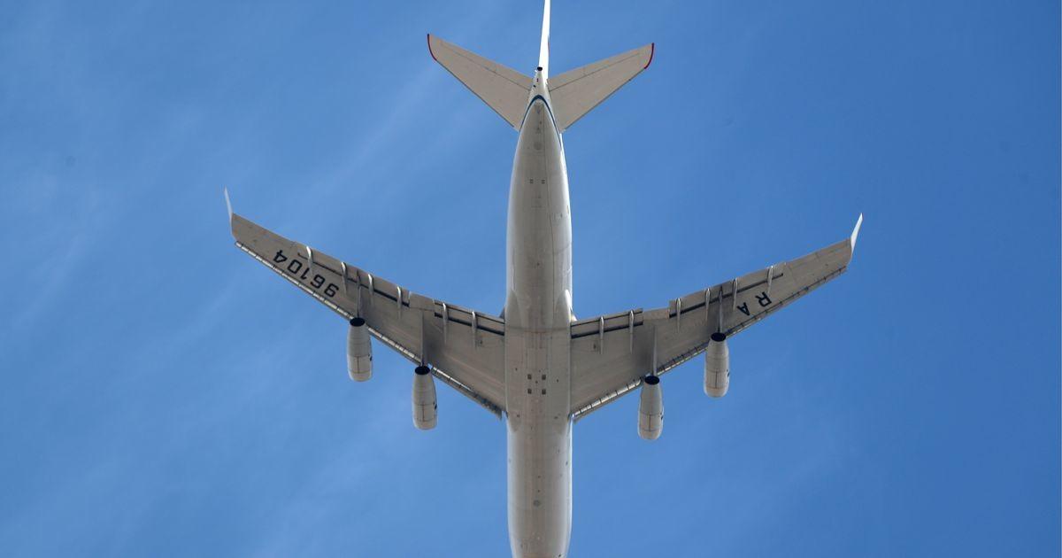Российский самолет вновь нарушил воздушное пространство Эстонии