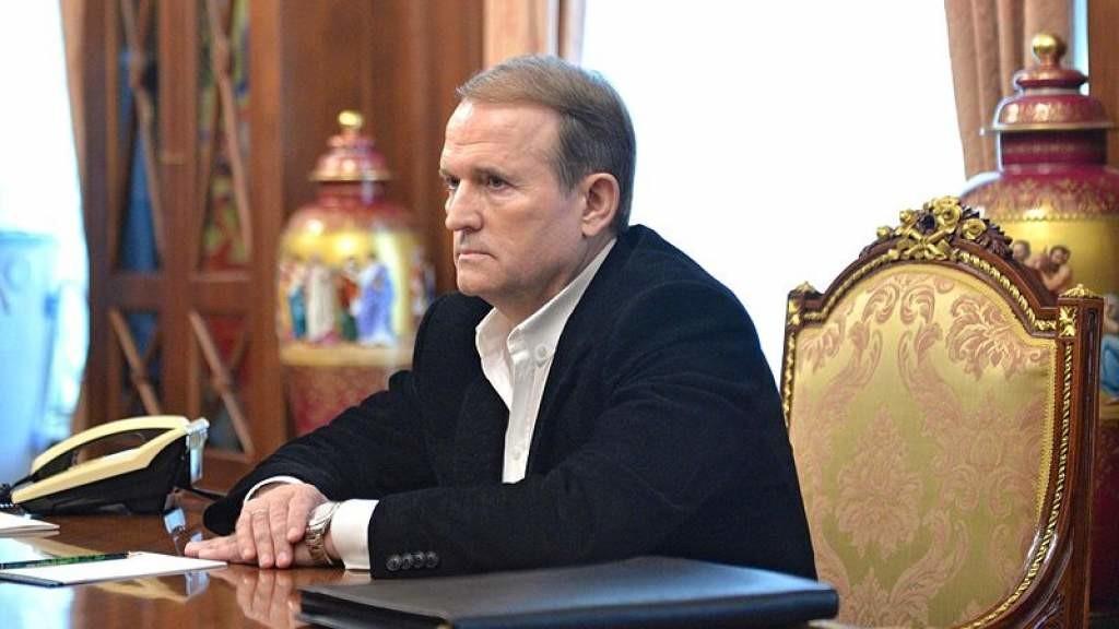 Виктор Медведчук: Киев мешает налаживанию связей с Россией в угоду Западу