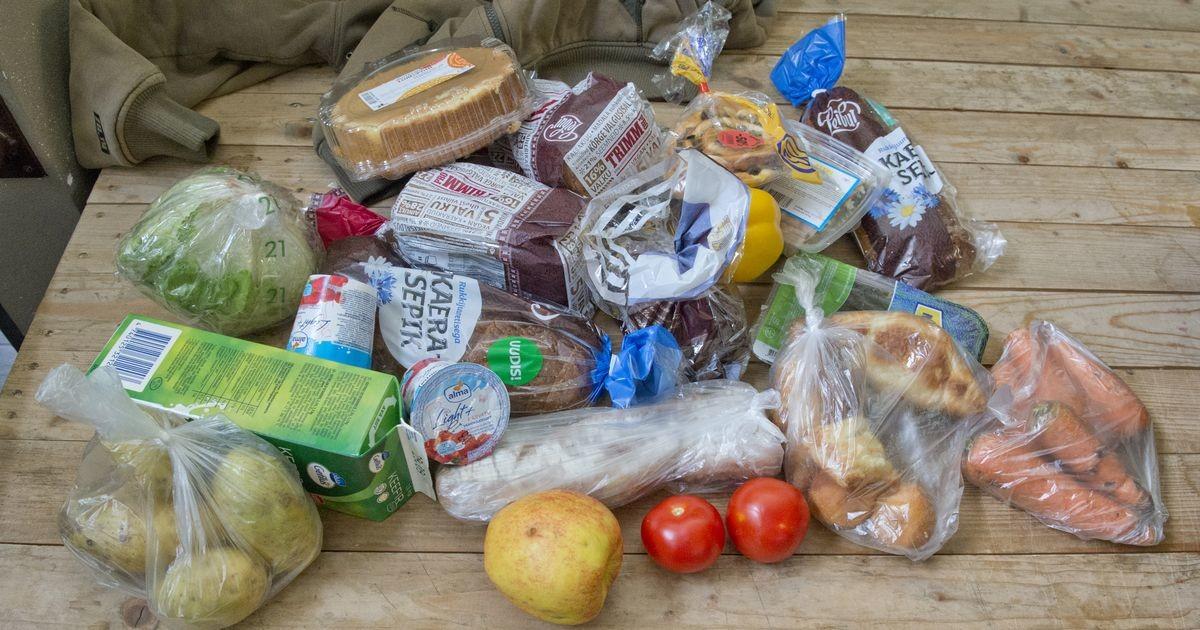 Сегодня в Эстонии начинается распределение продовольственной помощи от ЕС среди нуждающихся