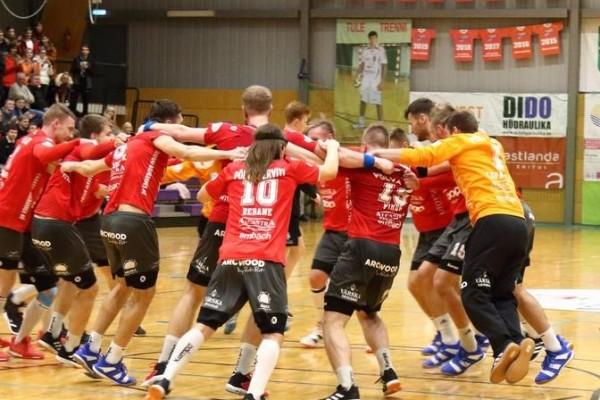 В четвертьфинале еврокубка «Сервити» сыграет со шведским «Истадом»