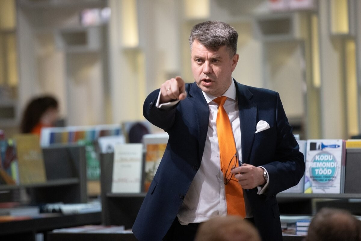 Isamaa представила план защиты эстонского языка в Таллинне