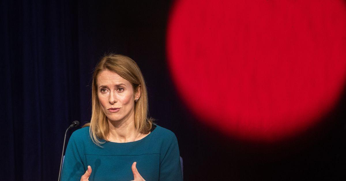 Кая Каллас выступит с политическим заявлением на тему коронавируса