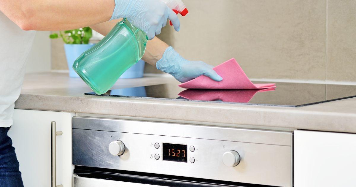 Семь простых правил, которые сделают вашу кухню чище
