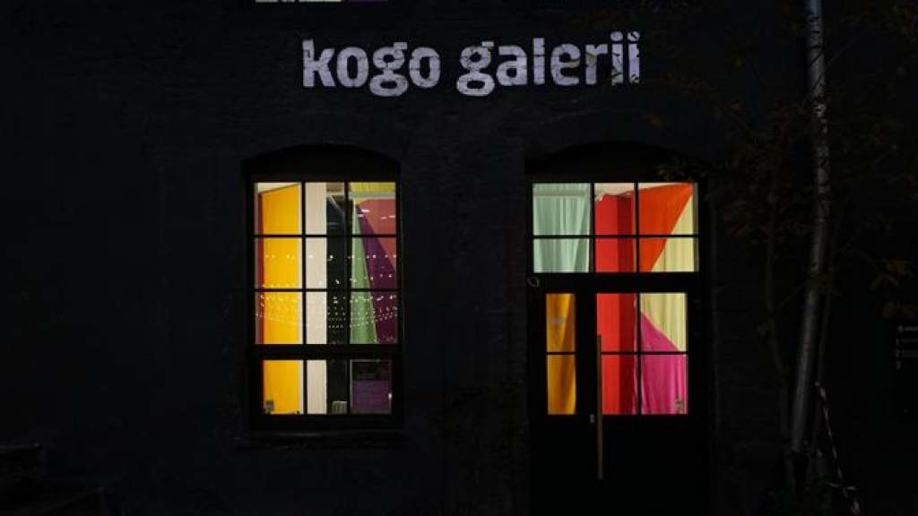 Kogo была выбрана для международной выставки художественных галерей Liste Art Fair в Базеле